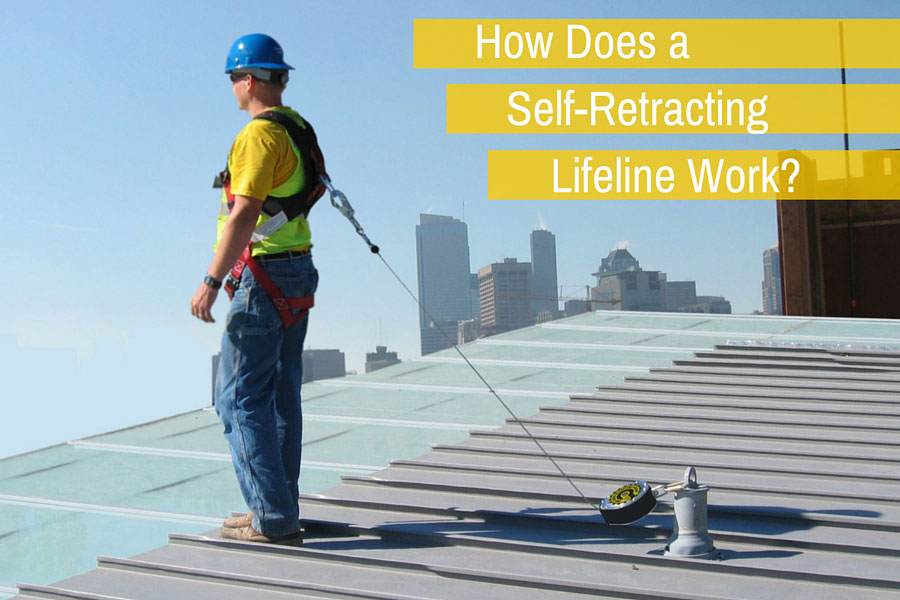 Roofing Maintenance Safety Harness